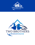 Two Brothers Roadhouse Logo - Entry #196