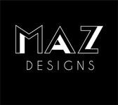 Maz Designs Logo - Entry #382
