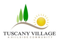 Tuscany Village Logo - Entry #113