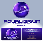 Aqualibrium Logo - Entry #144