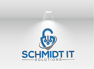 Schmidt IT Solutions Logo - Entry #88