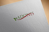 Adonis Logo - Entry #166