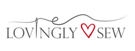 Lovingly Sew Logo - Entry #107