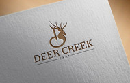 Deer Creek Farm Logo - Entry #159