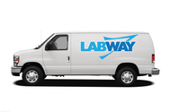 Laboratory Sample Courier Service Logo - Entry #64