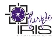 Purple Iris Films Logo - Entry #15