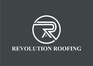 Revolution Roofing Logo - Entry #605