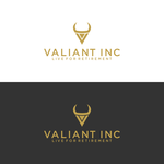 Valiant Inc. Logo - Entry #335