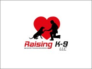 Raising K-9, LLC Logo - Entry #2