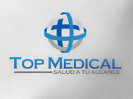 Top Medical Logo - Entry #42