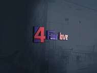 Four love Logo - Entry #227