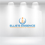 ellie's essence candle co. Logo - Entry #81