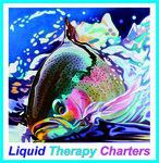 Liquid therapy charters Logo - Entry #142