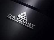CA Coast Construction Logo - Entry #88