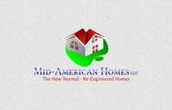Mid-American Homes LLC Logo - Entry #69