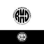 Rebecca Munster Designs (RMD) Logo - Entry #37