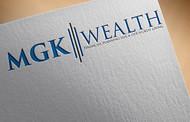 MGK Wealth Logo - Entry #152
