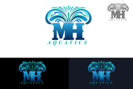MH Aquatics Logo - Entry #173