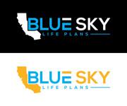 Blue Sky Life Plans Logo - Entry #258