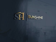 Sunshine Homes Logo - Entry #306