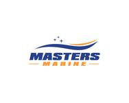 Masters Marine Logo - Entry #101
