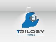 TRILOGY HOMES Logo - Entry #305