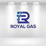 Royal Gas Logo - Entry #8