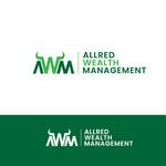 ALLRED WEALTH MANAGEMENT Logo - Entry #923