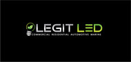 Legit LED or Legit Lighting Logo - Entry #229