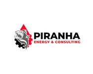 Piranha Energy & Consulting Logo - Entry #37