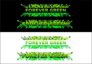 ForeverGreen Logo - Entry #1