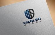 Wagler Steel  Logo - Entry #4