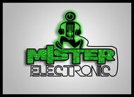 Mister Electronic Logo - Entry #27