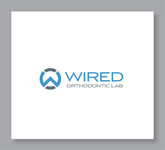 Wired Orthodontic Laboratory Logo - Entry #8