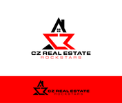 CZ Real Estate Rockstars Logo - Entry #141