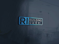 RI Building Corp Logo - Entry #185