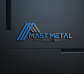 Mast Metal Roofing Logo - Entry #42