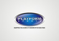 "Platform Sports "" Equipping the leaders of tomorrow for Greatness."" Logo - Entry #25"