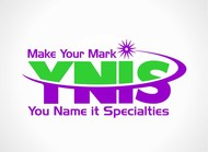 YNIS   You Name It Specialties Logo - Entry #64