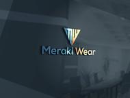 Meraki Wear Logo - Entry #198