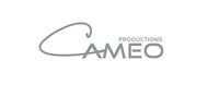 CAMEO PRODUCTIONS Logo - Entry #18