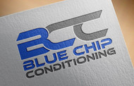 Blue Chip Conditioning Logo - Entry #78
