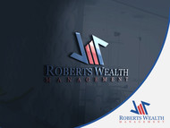 Roberts Wealth Management Logo - Entry #336