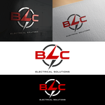 BLC Electrical Solutions Logo - Entry #185