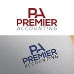 Premier Accounting Logo - Entry #85
