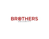 Brothers Security Logo - Entry #160