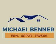 Michael Benner, Real Estate Broker Logo - Entry #117
