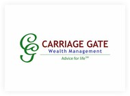 Carriage Gate Wealth Management Logo - Entry #32