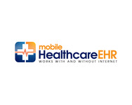Mobile Healthcare EHR Logo - Entry #60