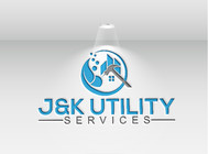 J&K Utility Services Logo - Entry #72